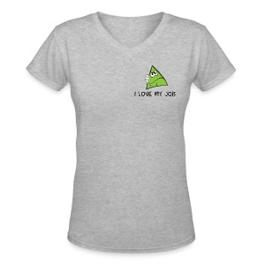 Sneables Women's V-Neck T-Shirt - Women's V-Neck T-Shirt