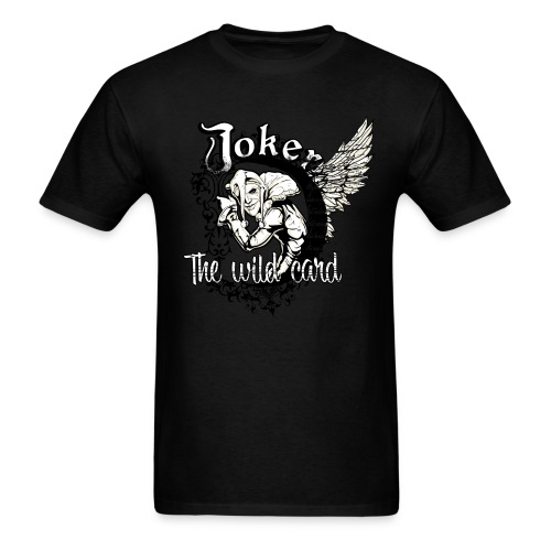 the Joker - Men's T-Shirt