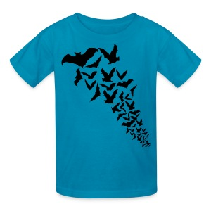 Halloween Bats - Kids' T-Shirt