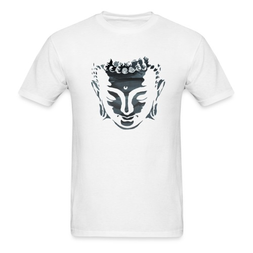 Buddha Head - Men's T-Shirt