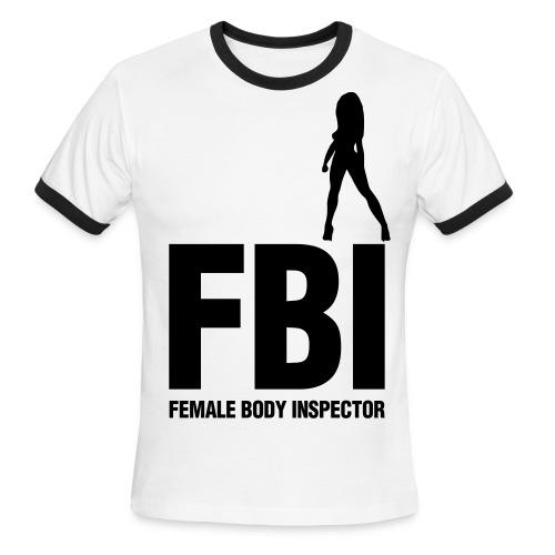FBI - Men's Ringer T-Shirt