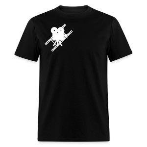 Mon existence est un film - T-shirt pour hommes