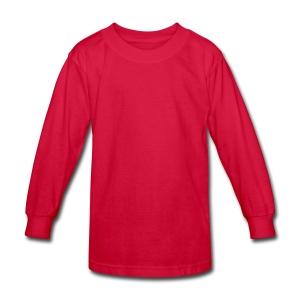 Mo Jazz swing Music - Kids' Long Sleeve T-Shirt