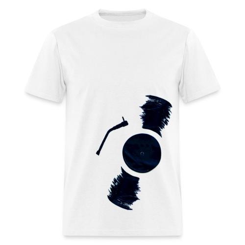 Play The Record - Men's T-Shirt