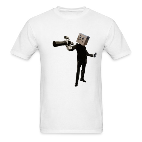The One And Only BoxHead - Men's T-Shirt
