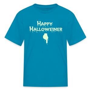 Happy Halloweiner - Kids' T-Shirt