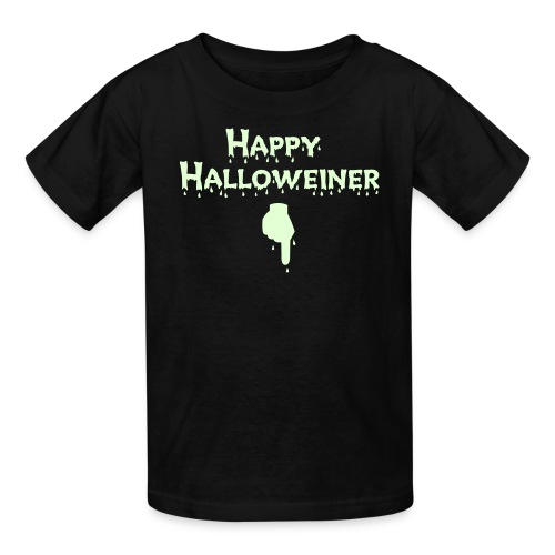 Happy Halloweiner - Kids' T-Shirt