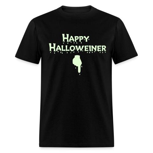Happy Halloweiner - Men's T-Shirt