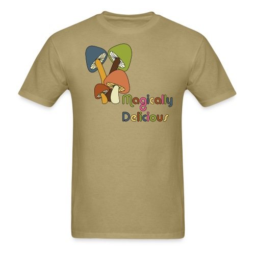 Mushrooms - Men's T-Shirt