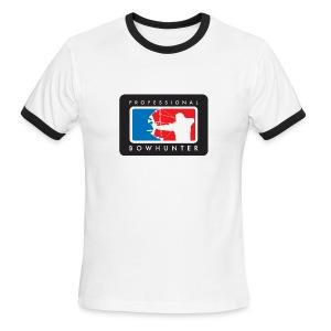 ProBowhunter Ringer Tee - Men's Ringer T-Shirt