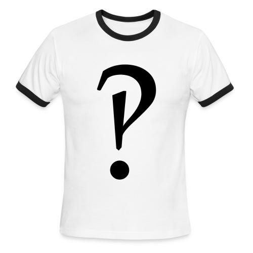 Cuil Ringer T-Shirt - Men's Ringer T-Shirt