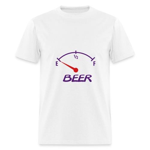 beer gauge - Men's T-Shirt