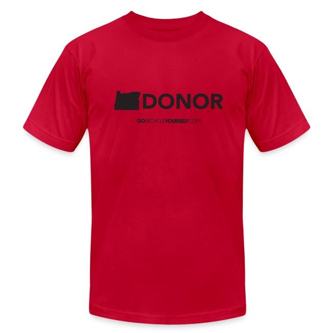 Oregon Donor