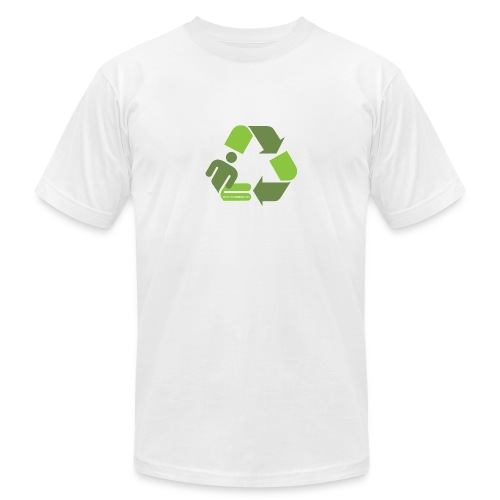 Recycle Person - Men's  Jersey T-Shirt