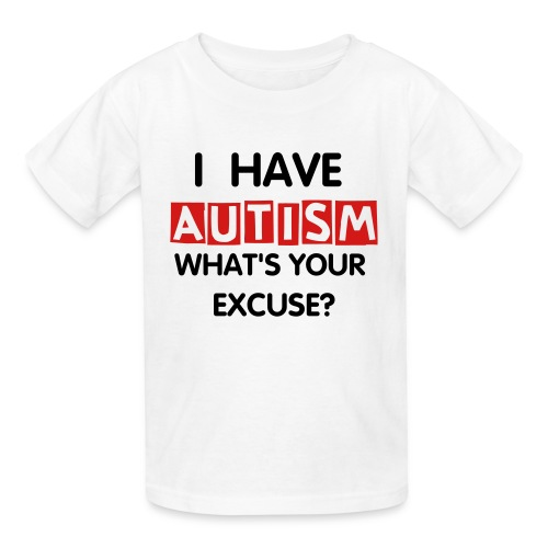 Autism Awareness Tee - Kids' T-Shirt