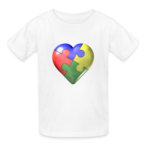 Autism Awareness - Kids' T-Shirt