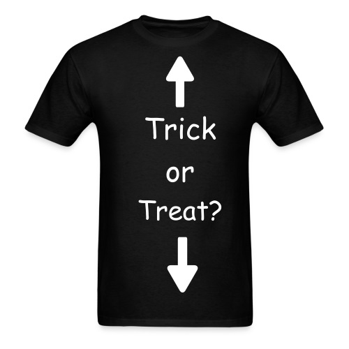 Trick or Treat? - Men's T-Shirt