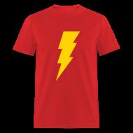 T-Shirts ~ Men's T-Shirt ~ SHAZAM T-Shirt Sheldon
