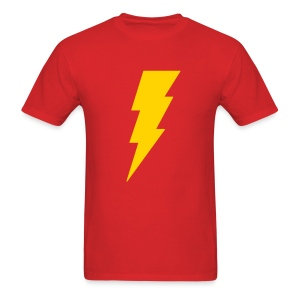 SHAZAM T-Shirt Sheldon Big Bang Theory Costume - Men's T-Shirt