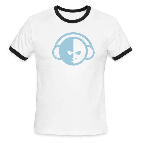 The music offical shirt (men) - Men's Ringer T-Shirt