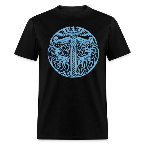 Irminsul T shirt - Men's T-Shirt