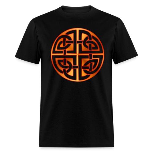 Shield Knot T Shirt - Men's T-Shirt