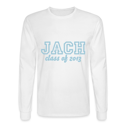 JACH Class of 2013 - Men's Long Sleeve T-Shirt