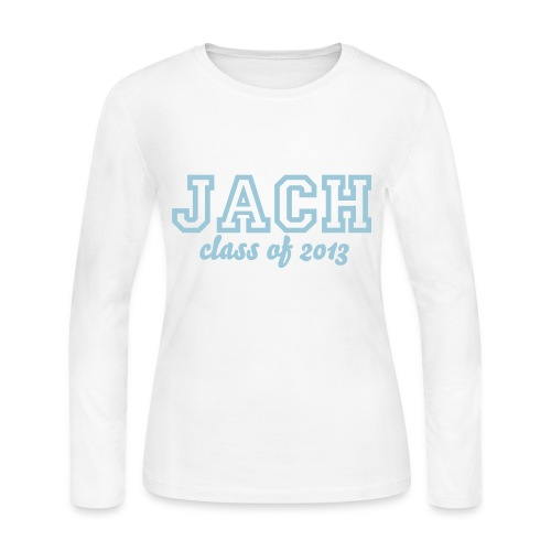 JACH Class of 2013 - Women's Long Sleeve Jersey T-Shirt