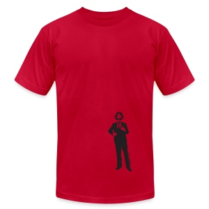 Recycle Man - Men's T-Shirt by American Apparel