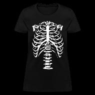 Women's T-Shirts ~ Women's T-Shirt ~ Skeleton Women's T-Shirt
