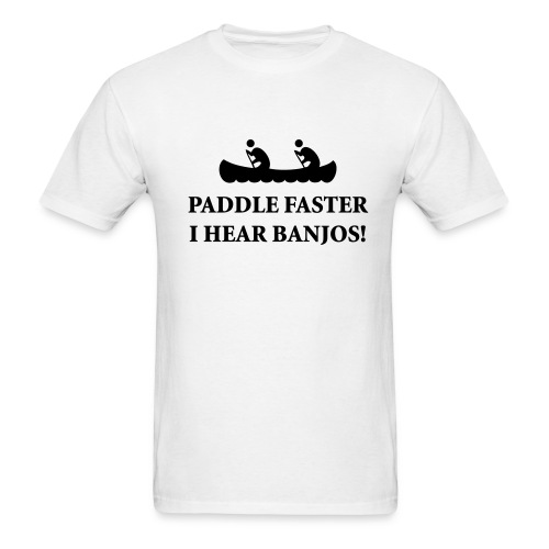 Paddle - Men's T-Shirt