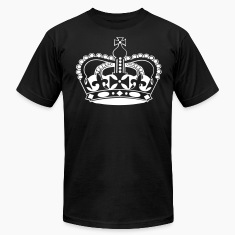 Black Royal and Regal crown T-Shirts