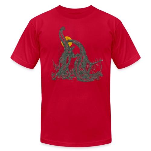 Mens Designer T-shirt - Men's  Jersey T-Shirt