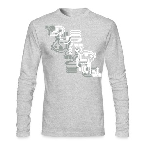Mens Designer Longsleeve T-shirt - Men's Long Sleeve T-Shirt by Next Level
