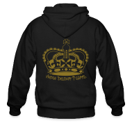 Zip Hoodies & Jackets ~ Men's Zip Hoodie ~ Mens Designer Hoodie