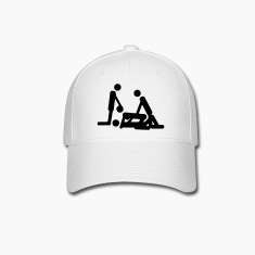 White sex_4 Caps