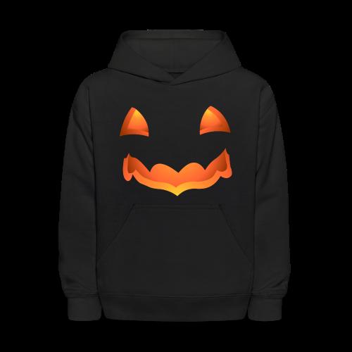 Kid's Halloween Hoodie Kid's Jack-o-lantern Hoodie - Kids' Hoodie