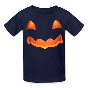 Kid's Halloween T-Shirt Pumpkin Kid's Shirts - Kids' T-Shirt