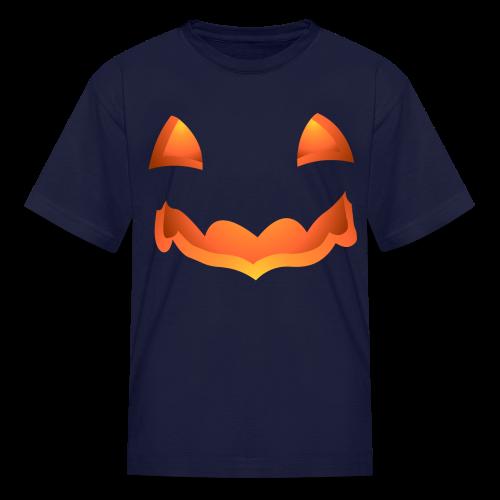 Kid's Halloween T-Shirt Pumpkin Kid's Shirts - Kids' T-Shirt
