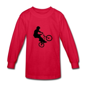 Kids Designer Longsleeve T-shirt - Kids' Long Sleeve T-Shirt
