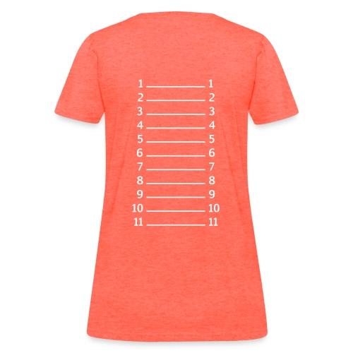growth progress t-shirt - Women's T-Shirt