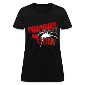 Spiders Den Womens - Women's T-Shirt
