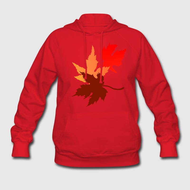 Three Leaves - Women's Hoodie