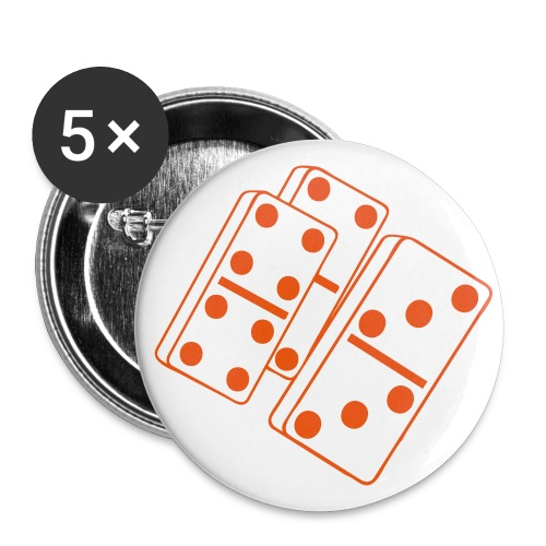 JJLarge Button - Buttons large 2.2'' (5-pack)