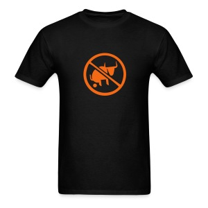 No Bullshit - Men's T-Shirt