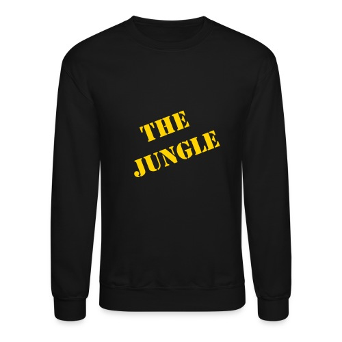 Men Jungle sweat shirt - Crewneck Sweatshirt