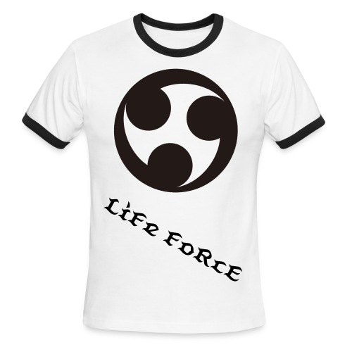 life blade (Life Force) - Men's Ringer T-Shirt