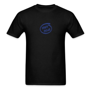 Linux Inside (on Choice) - Men's T-Shirt