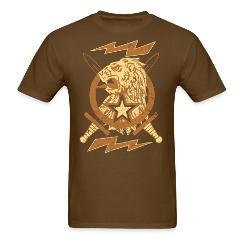 New Lion Crest Designer T-shirts - Men's T-Shirt