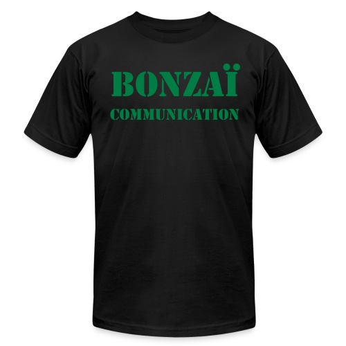 BonzaïComm de base - Men's Fine Jersey T-Shirt